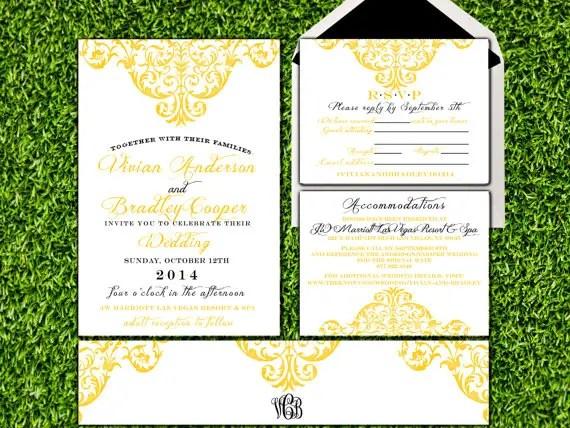 unique wedding invites   shabby chic