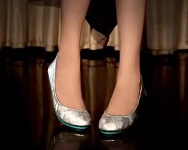 silver-metallic-wedding-shoes