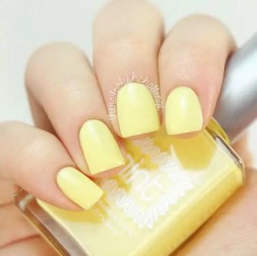 tart yellow polish