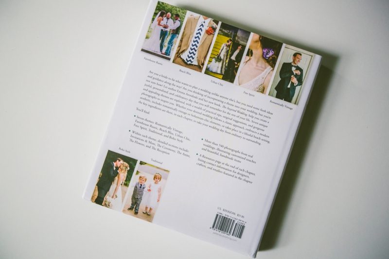 The Inspired Wedding Book, images courtesy of Carolyn Scott | http://emmalinebride.com/2015-giveaway/the-inspired-wedding-book/