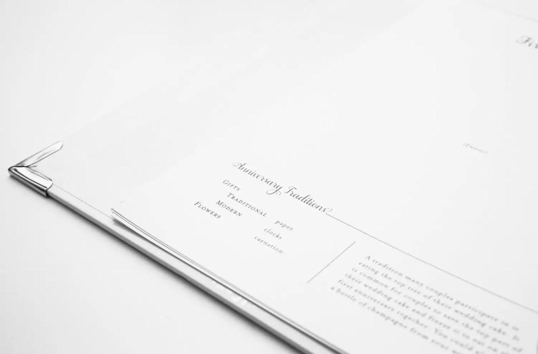 the wedding anniversary book - photo 3