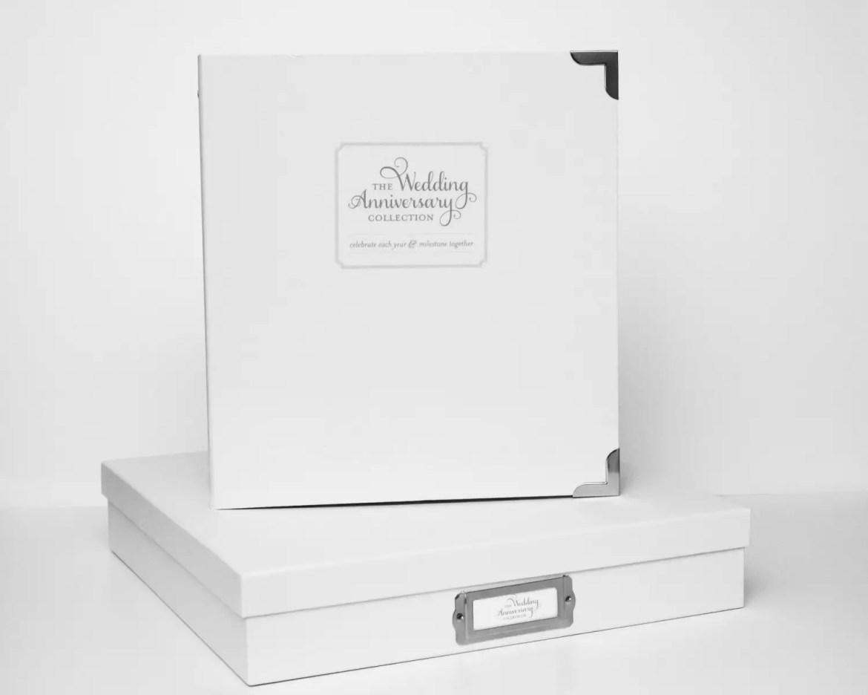 the wedding anniversary book