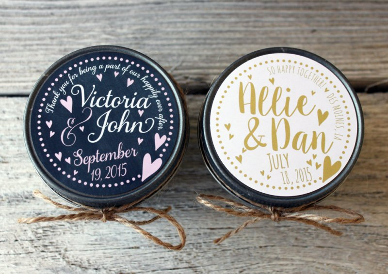 candle favors by veris candles and bath | http://emmalinebride.com/planning/scented-candles-at-wedding/