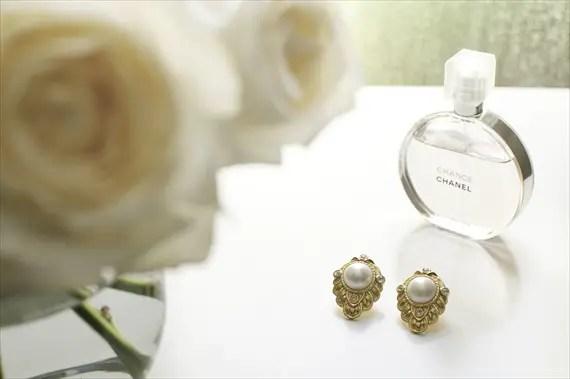 Vintage Wedding Jewelry (Sweet & Spark)