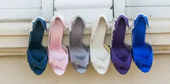 Wedding Shoe Tips - heels (by Walkin On Air)
