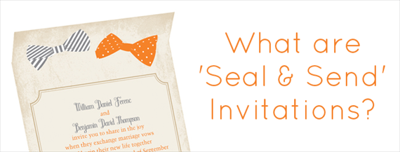 what are seal and send invitations
