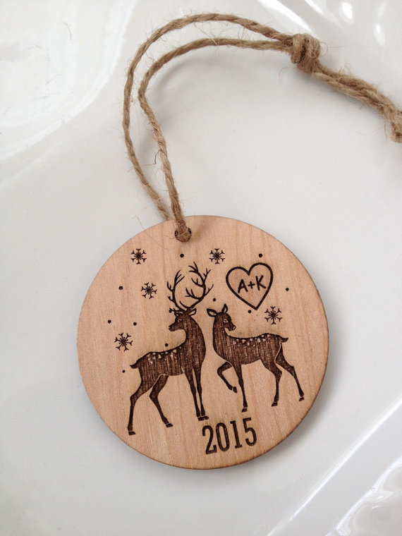 50 cutest first christmas ornaments engaged  married