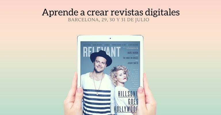 Aprende a crear revistas digitales