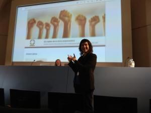 """Conferencia """"Los retos de la mujer emprendedora"""""""