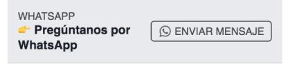 Anuncio WhatsApp Facebook Ads