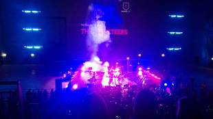 The Puppeteers at Leeds First Direct Arena