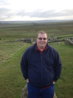 Cameron on Hadrian's Wall