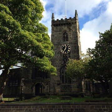 St. Oswald's Church, Guiseley.