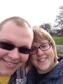 Me and Cameron at Nostell Priory