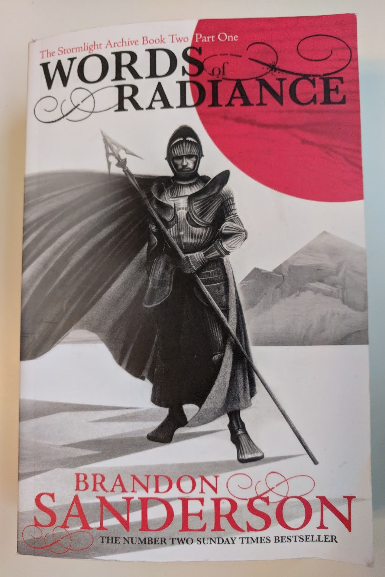Words of Radiance (part 1)