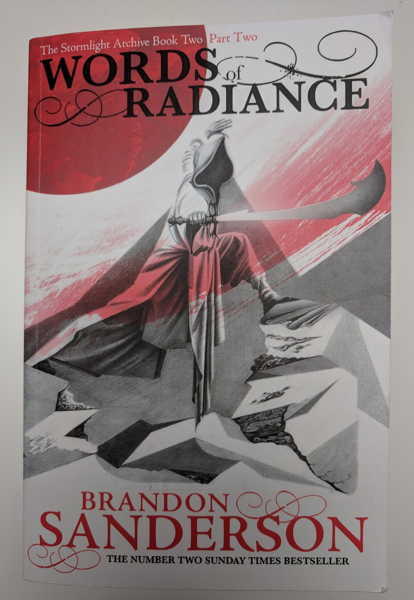 Words of Radiance (part 2)