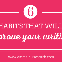 6 habits that will improve your writing