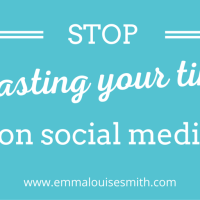 Stop wasting your time on social media marketing
