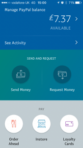 The best finance app for online sales is Paypal