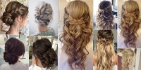 Top 15 Wedding Hairstyles for 2017 Trends - Page 3 of 3 ...