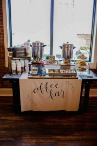 20 Great Wedding Food Station Ideas for Your Reception ...