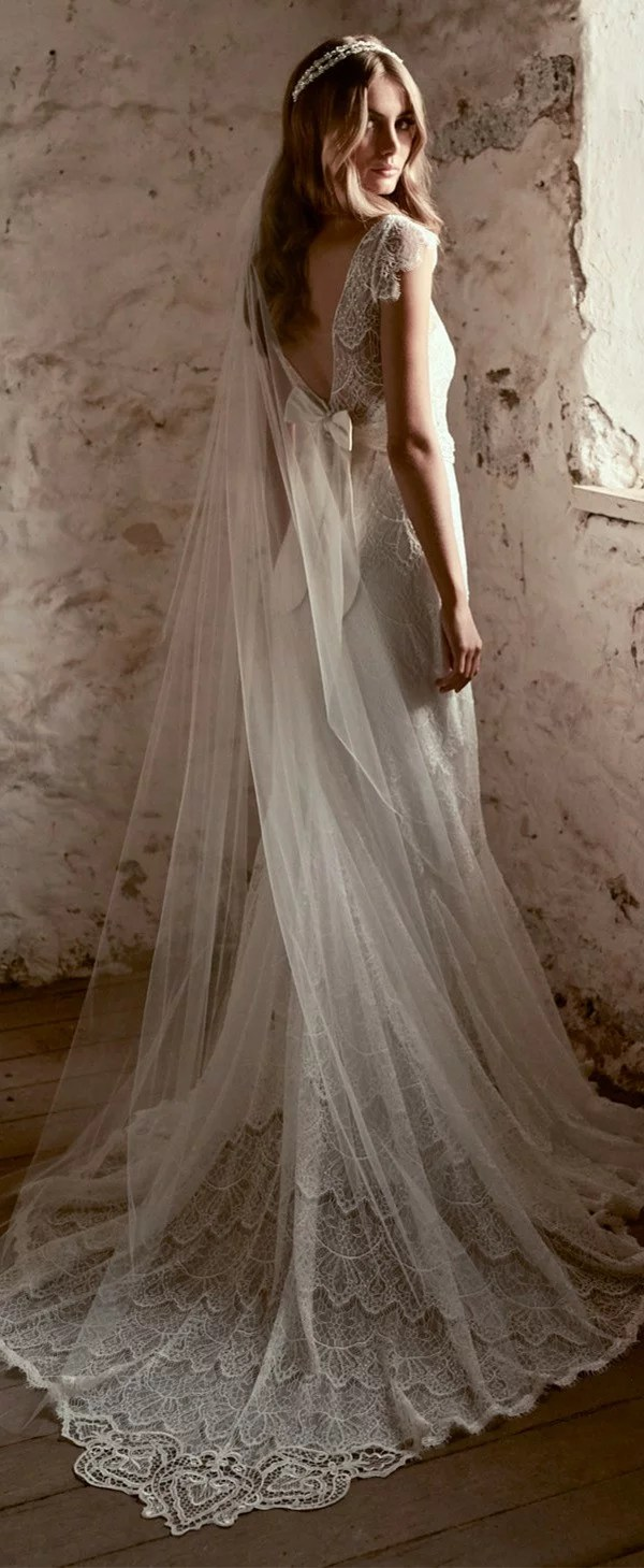 Anna Campbell Vintage Wedding Dresses 2018 Eternal Heart Collection Emmalovesweddings