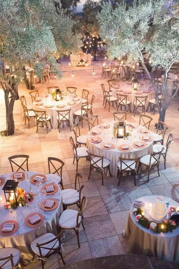 Top 18 Whimsical Outdoor Wedding Reception Ideas  Page 2