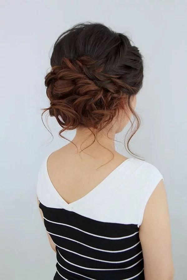 10 Latest Wedding Hairstyles for Medium Length Hair  EmmaLovesWeddings