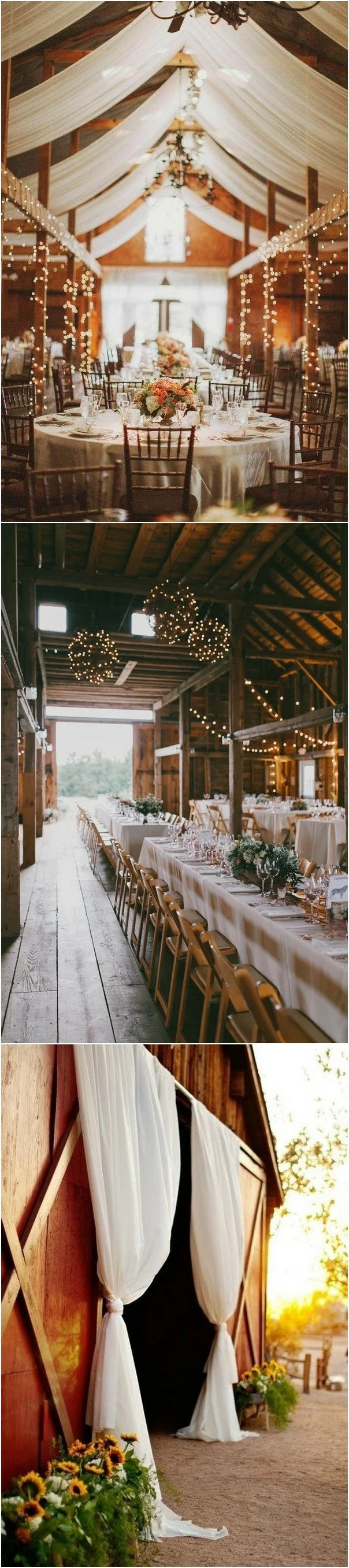 20 Gorgeous Ideas for a Rustic Barn Wedding  EmmaLovesWeddings