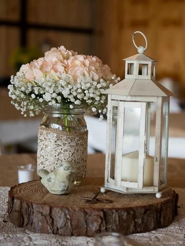 18 Gorgeous Mason Jars Wedding Centerpiece Ideas for Your Big Day  EmmaLovesWeddings