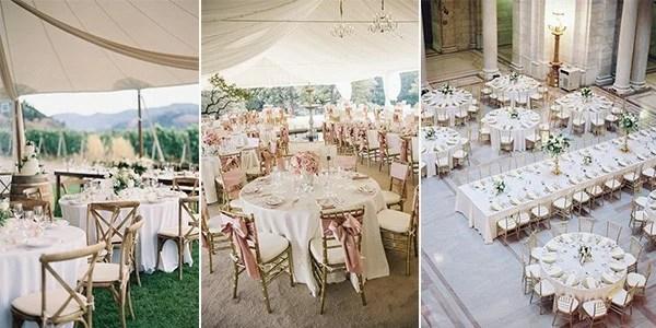 wedding reception table layout ideas a