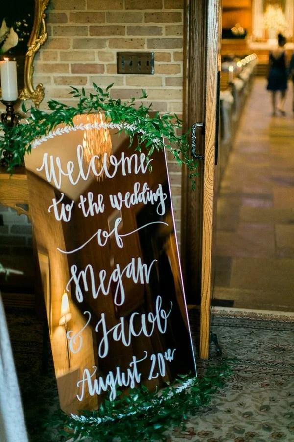 18 Brilliant Vintage Mirror Wedding Sign Ideas for 2018  EmmaLovesWeddings