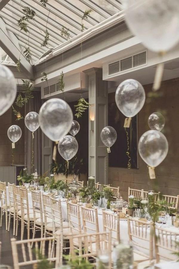 18 Awesome Wedding Ideas to Use Balloons  EmmaLovesWeddings