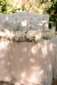 18 Vintage Wedding Sweetheart Table Decoration Ideas ...
