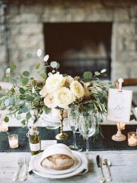 20 Elegant Wedding Centerpieces with Candles for 2018 ...