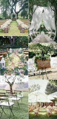 35 Brilliant Outdoor Wedding Decoration Ideas for 2018 ...