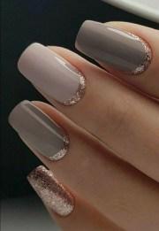 stunning wedding nails
