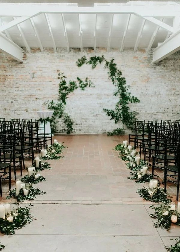 40 Trending Wedding Aisle Decoration Ideas Youll Love