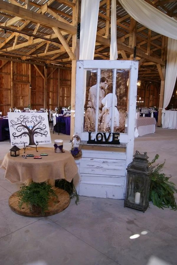 Rustic Wedding Decorations Cheap