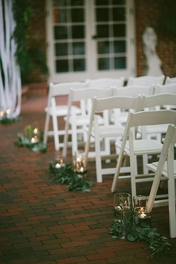 40 Trending Wedding Aisle Decoration Ideas Youll Love