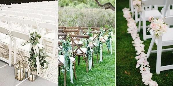 40 Trending Wedding Aisle Decoration Ideas You'll Love