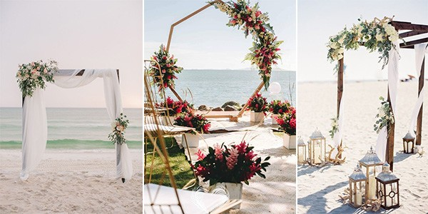 20 stunning beach wedding