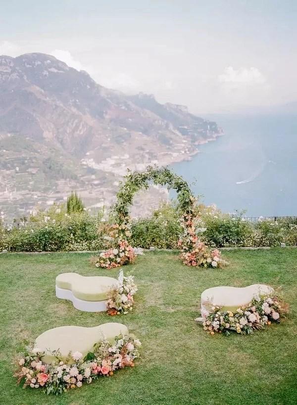 trending intimate wedding ceremony ideas