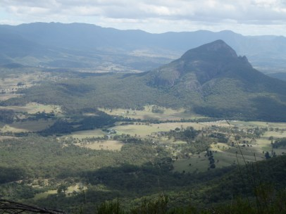 Bushwalking in south-east Queensland