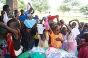 Home of Hope underpants distribution
