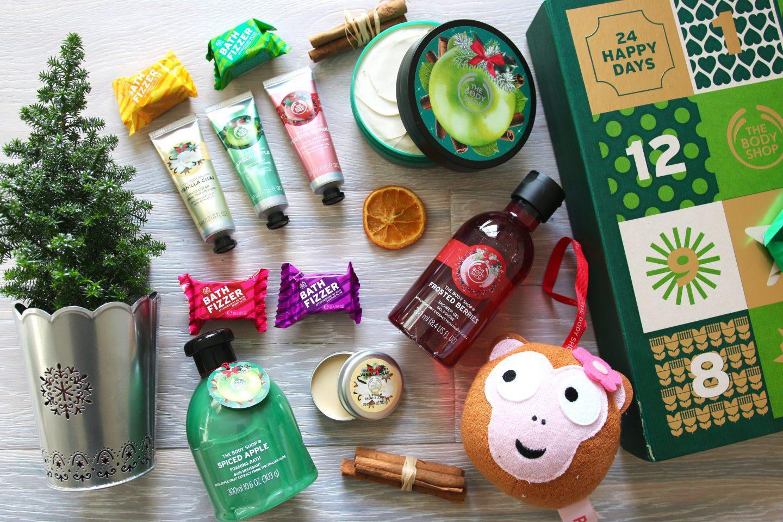 The Body Shop Christmas Range