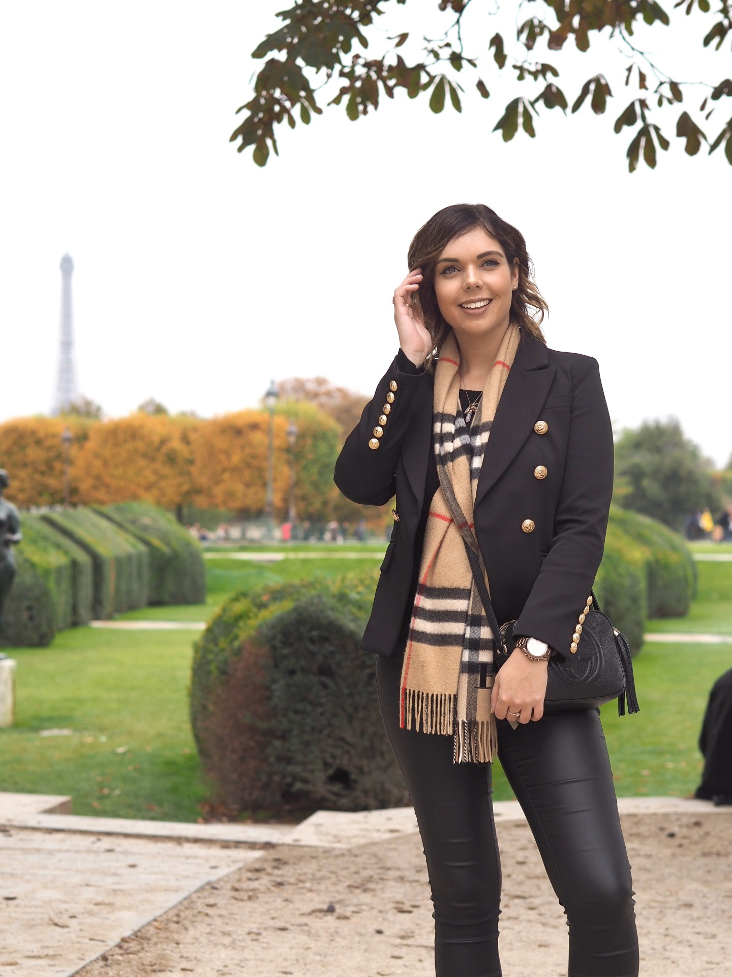 OUR PARISIAN ADVENTURE IN THE FALL