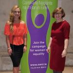 Emma & Orla O'Connor - Director of NWCI