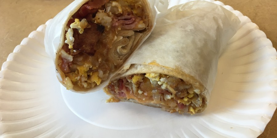 Where to get breakfast burritos Denver