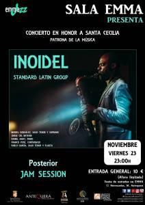Conicerto Inoidel Standard Latin Group @ Sala EMMA